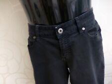 HUGO BOSS ♛ Orange Label Jeanshose Hose Trousers STRAIGHT FIT schwarz W 31 176