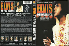 ELVIS PRESLEY DVD - The Final Chapter