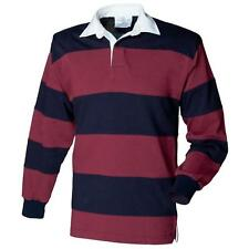 Collared Fitted Striped Casual Shirts & Tops for Men