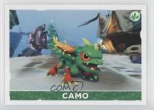 2014 Topps Skylanders Giants #83 Camo Non-Sports Card 0t5