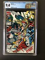 X-Men #5 2nd Appearance Of Omega Red CGC 9.4 With White Pages and new CGC Label