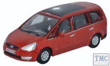 76FG003 Oxford Diecast OO Gauge Ford Galaxy Tango Red