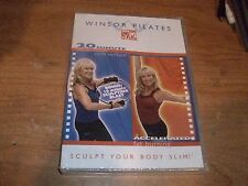 Winsor Pilates 20 Minute Circle Workout & Accelerated Fat Burning (DVD 2006) NEW
