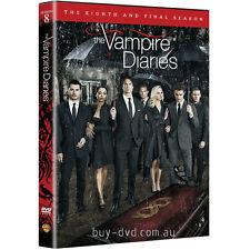 The Vampire Diaries Season 8 New & Sealed DVD Boxset