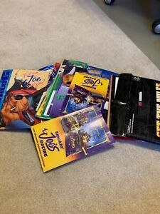 Joe camel and Marlboro get the gear literature catalogs books you name it it's h