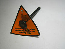 1 x autre marque uniquement boulon pour worx sonicraft WX679 oscillant outil
