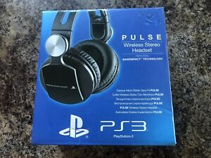 PS3 / PS4 Pulse Wireless Headset
