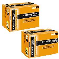Duracell Industrial MN1500 AA Alkaline Batteries - Pack of 10