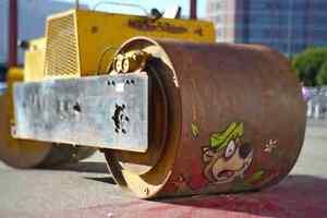 Banksy Yogi Bear Flattened Roller A3 Photo Print Poster