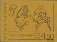 Suecia mh36 (completa.edición.) nuevo con goma original 1972 Arte