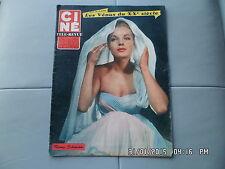 CINE REVUE N°40 30/9/1960 R.SCHNEIDER BOURVIL J.MARAIS J.GARLAND M.MONROE    H20