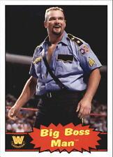 2012 Topps Heritage WWE #61 Big Boss Man