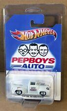 Hot Wheels Custom Pep Boys `56 Ford Pickup Truck Custom