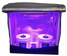 Hydroponic Grow Room (2 site) - Complete Grow System - DWC Hydroponic Kit