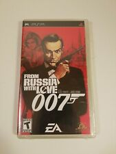 James Bond 007 From Russia With Love - Sony PSP - New, Sealed