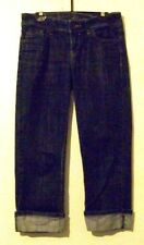Esprit Girls Cropped Jeans Size Tag Says 25 Waist Measures 28 in.