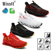 Mens Running Shoes Blade Sports Athletic Sneakers Casual Breathable Mesh Outdoor