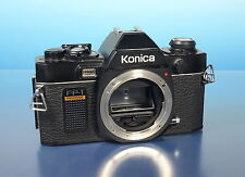 Konica FP-1 Program Kameragehäuse Gehäuse camera body boitier - (91311)