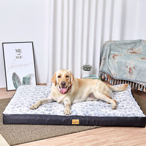 XXXL XXL XL Anti-Skid Soft Pet Bed Mattress Dog Cat Mat Cushion Pad Waterproof