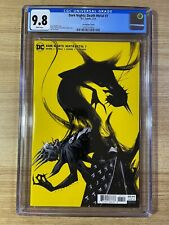 Dark Nights Death Metal #7 (2021 DC) Jae Lee Variant CGC 9.8