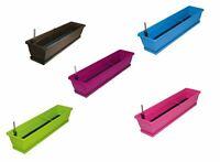 AQUA TOSCANA mit Wasserstandsanzeiger Untersetzer verschiedene Farben und Größen