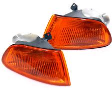 92-95 Honda Civic 2/3 door EG EJ JDM Orange Amber OE Corners Blinkers SiR EX HX