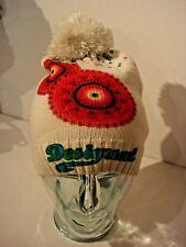 Desigual gorro Eley 58H58A4 1010 Inverno Bianco Bobble Cappello. con  ETICHETTE Nuovo di zecca. 45a8d7008b37