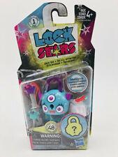 NEW Lock Stars Series 1: Horned Teal Monster Figure