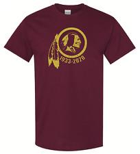 Washington Redskins 1933-2020 Rip Shirt | Vintage Football Alex Smith Jersey