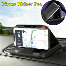 """Car Dashboard Non-slip Mat Pad Stand Mount Holder For 3""""-7"""" Mobile Phone GPS"""