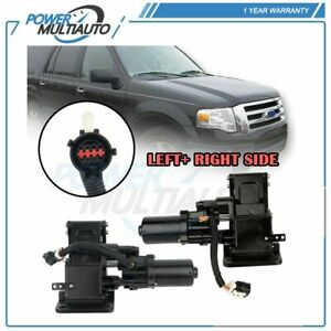 1 Pair For Ford Expedition Lincoln 2007-2014 Running Board Motor Left+Right