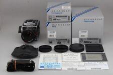 【TOP MINT in BOX】 Hasselblad 503 CW CFE 80mm A12 IV Acutte Matte From Japan#1551