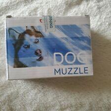 Good Boy Dog Muzzle For Medium Size Dogs New Open Box