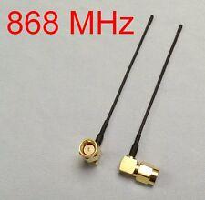 2x 868 MHz UHF Tuned SMA Antenne für TBS Crossfire FPV LRS, Telemetrie, TX und RX