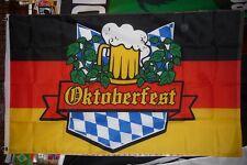 "Oktoberfest Flag 3' x 5' German Party Decoration Quality Banner ""USA Seller"""