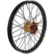 Talon MX Front Wheel Set with Excel Rim - 56-3104GB Gold/Black Gold Talon Hub