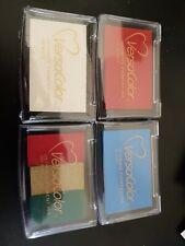 4 Brand new Versacolor Ink Pads