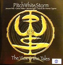 """PitchWhiteStorm """"The View & The Tales"""" audio CD IMPORT"""