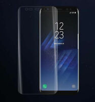 Full Screen Coverage 3D Plastic Film Cover Protector Samsung Galaxy S8