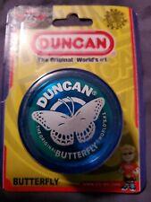 Duncan Butterfly YoYo Blue