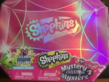 Shopkins Mystery Edition 2.0 Exclusive Pink Gem Box 24 Shopkins Free Shipping