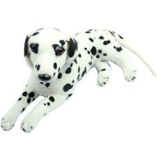 Nuevo Juguete de peluche encantador Perro de simulacion dalmata Regalo de animG6