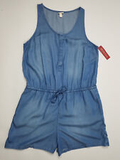 017c1733500 Merona Synthetic Regular Size Jumpsuits   Rompers for Women
