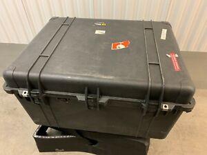 Peli 1630 Protector Case With custom foam