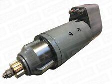 Gardner CAV SL5  (Steel Pinion) Starter Motor. SERVICE EXCHANGE