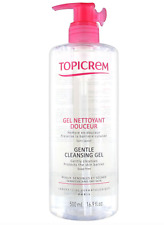 Topicrem Essentials Gentle Cleansing Gel Body & Hair 500ml New