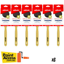 Paint Brush / Oldfields Tradesman Synthetic Sash Cutter 75mm PACK OF 6 DISCOUNT