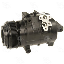 A/C Compressor fits 2007-2015 Lincoln MKX  FOUR SEASONS