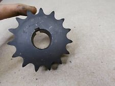 UST H50B15F-2 Roller Chain Sprocket *FREE SHIPPING*