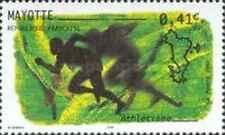 Timbre Sports Athlétisme Mayotte 128 ** année 2002 lot 14177